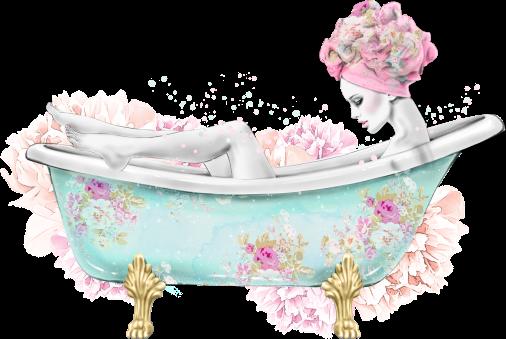 aqua-bath-girl-alone