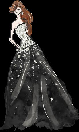 blck-glitz-dress