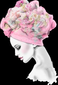 aqua grl turban