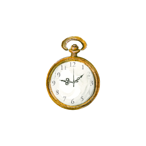 alice pocket watch