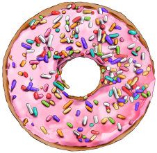 donut-pink