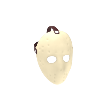 police perp mask