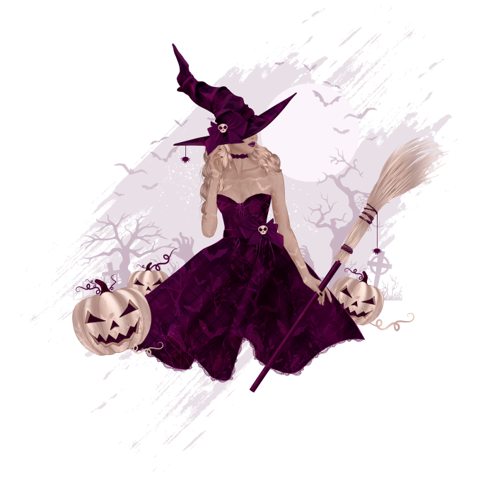 halloween witch 9