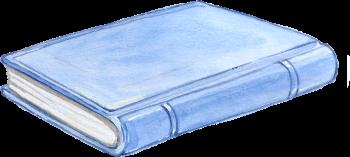book blue